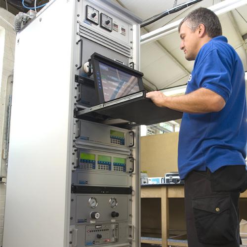 voc在线检测系统